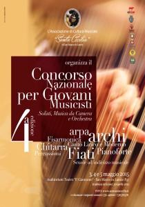 concorso musicale santa cecilia 2015
