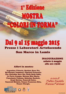 manifesto mostra allievi copia