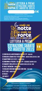 LOTTERIA CFNCFF 2015