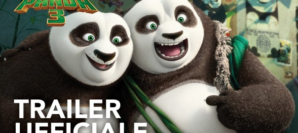 "CINEMA DE ROBERTIS: ""Kung Fu Panda 3"""